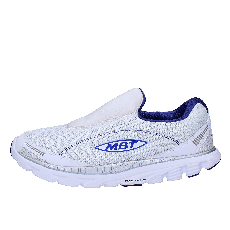 MBT Sneakers Homme 43 EU Blanc Textile u7ZV0fnPp0