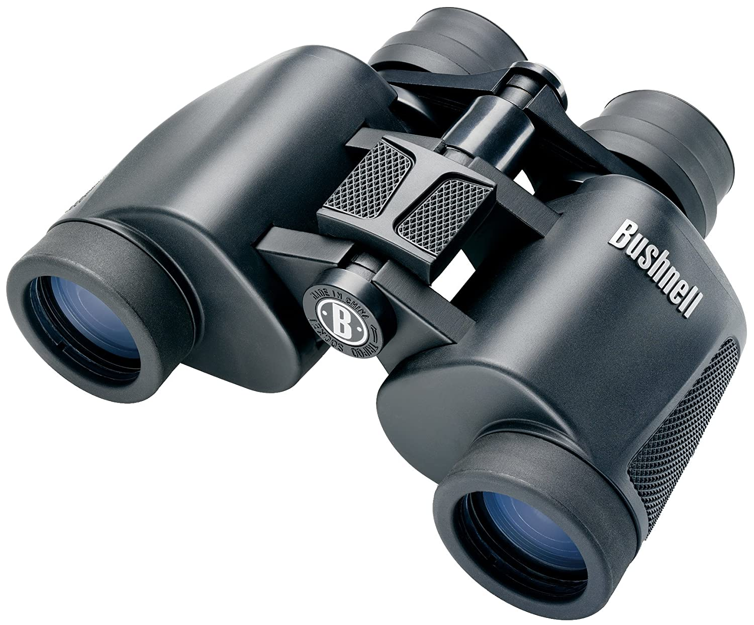 Amazon.com: Bushnell Powerview 7x35 Porro Bk-7 Prism Rubber Armored  Binoculars, Black, Box Pack 13-7307: Sports & Outdoors