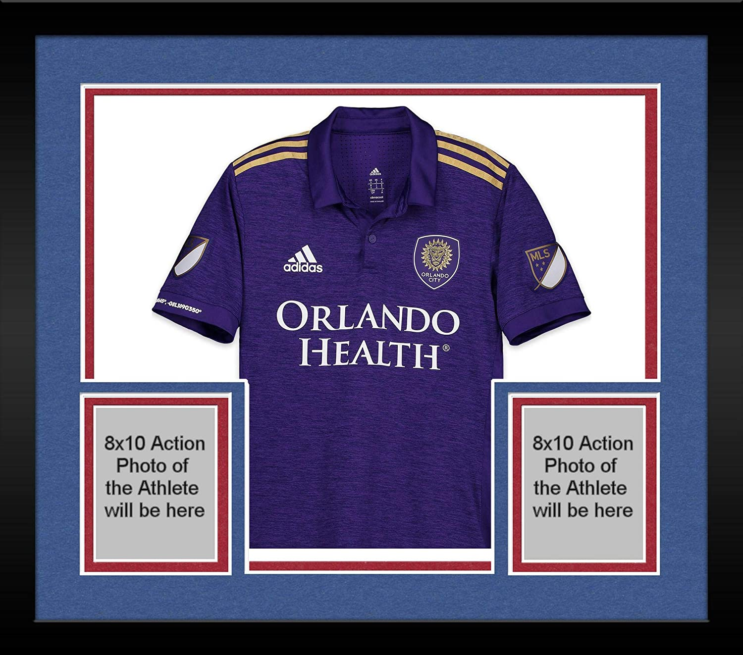 info for 452ea ab6d7 Framed Will Johnson Orlando City SC Autographed Match-Used ...