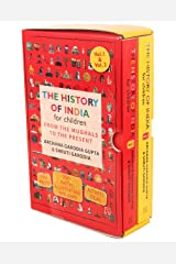 The History of India 2 Volume Boxset Paperback