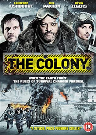 Amazon com: Colony [DVD]: Movies & TV