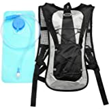 KLAREN 2L Hiking Backpack Hydration Pack with Water Bladder Cycling Climbing Camping Bag