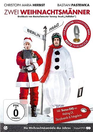 Zwei Weihnachtsmanner 2 Dvds Amazon De Bastian Pastewka