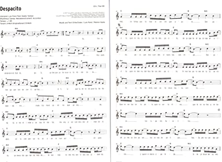 Top Charts Gold 13 – 30 mejores canciones para piano, teclado ...