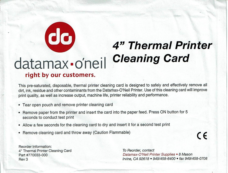 Amazon.com: 25pk y térmica Impresora de recibos tarjeta de ...