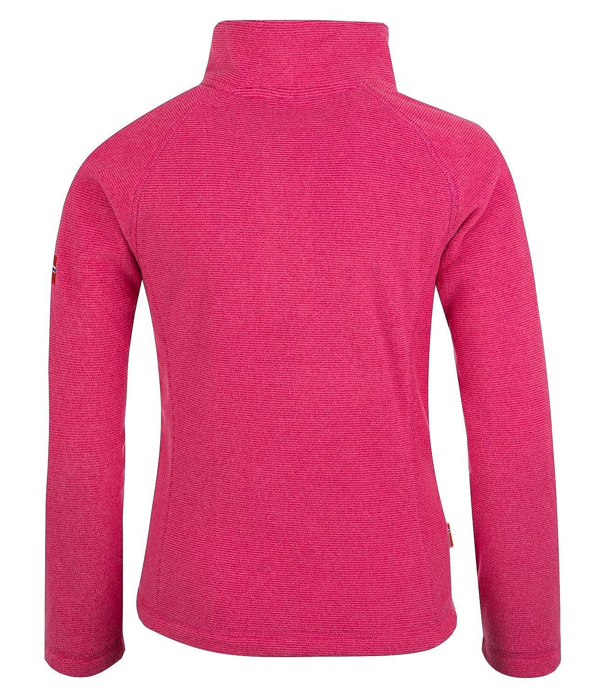 Trollkids Kinder Rondane Fleece Zip Pullover