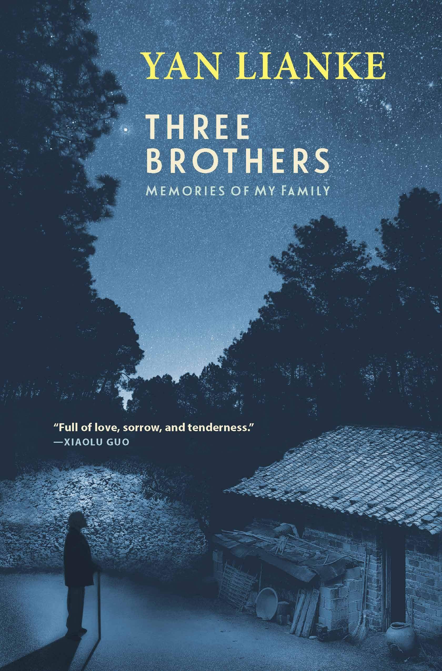 Three Brothers: Memories of My Family: Amazon.es: Lianke, Yan ...