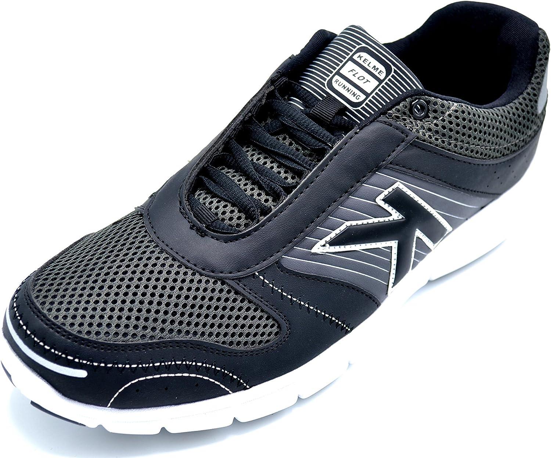 Kelme Runed - Deportivo de Running y Tiempo Libre para Hombre. Talla 46: Amazon.es: Zapatos y complementos