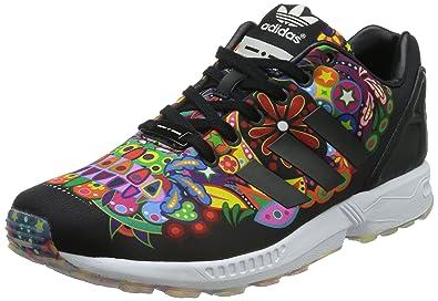 Mens ZX Flux Low-Top Sneakers adidas gRz8RBDo
