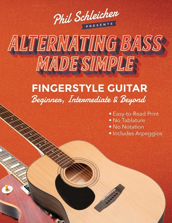 Alternating Bass Made Simple: Fingerstyle Guitar Beginner ...