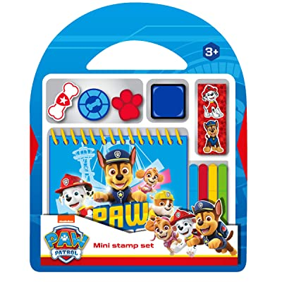 Danawares Paw Patrol Mini Stamp SetAge/Grade 3+: Toys & Games