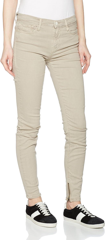 TALLA W24/L28 (Talla del fabricañote: 24). Replay Joi Ankle Zip, Jeans Mujer