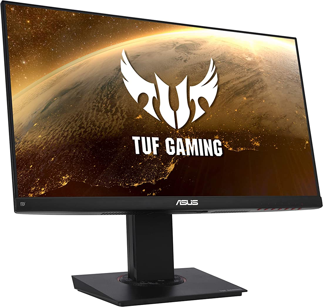 Pc monitor gaming asus tuf gaming vg249q, 23.8`` fhd (1920x1080)