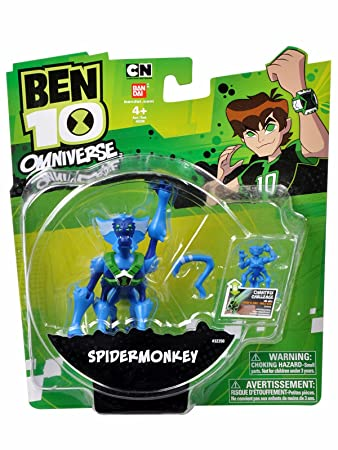 Buy Ben 10 Omniverse Spidermonkey Online At Low Prices In India Amazon In
