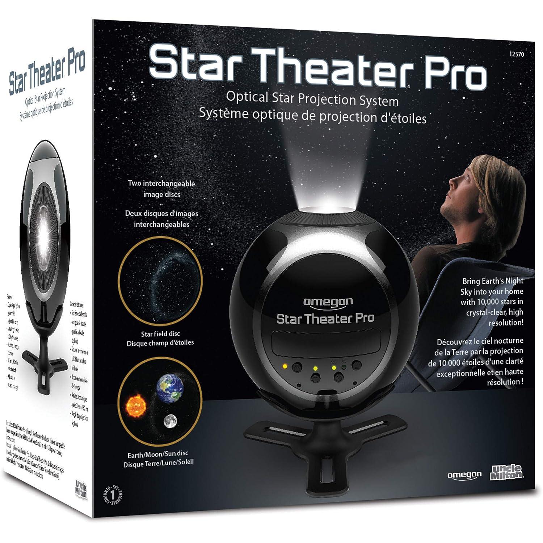 Omegon Star Theater Pro Planetarium Home Proyector LED para niños ...