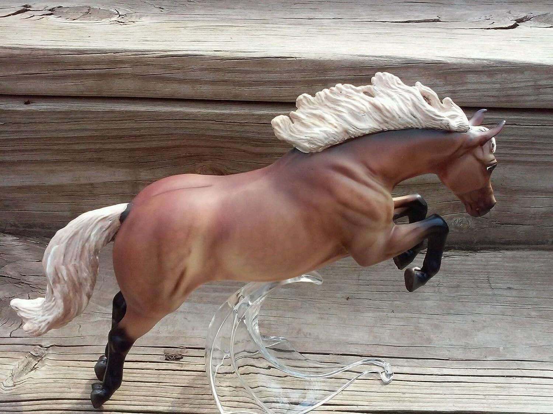 Breyer custom Connemara pony chestnut