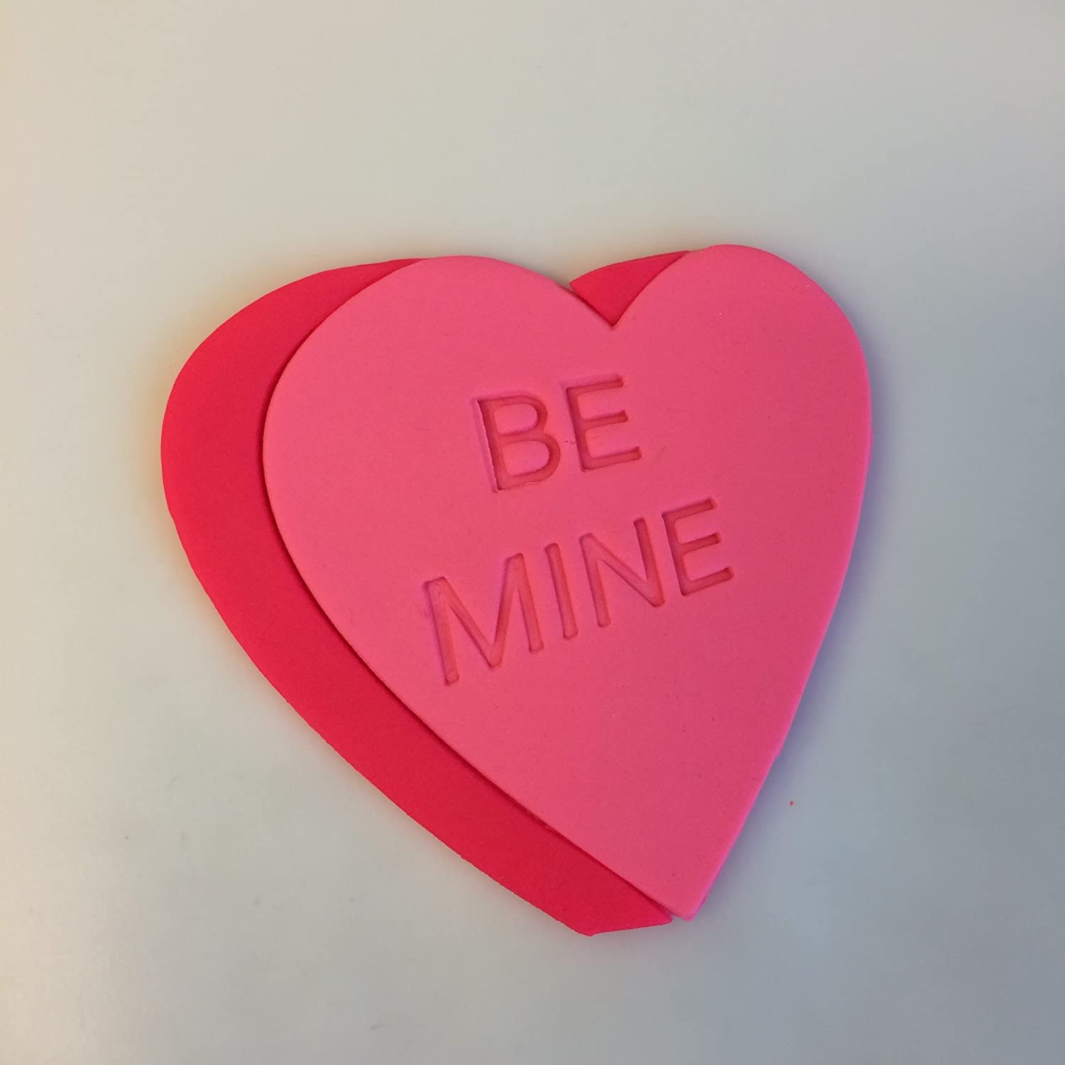 Be Mine corazón 100 Cookie Cutter Set: Amazon.es: Hogar