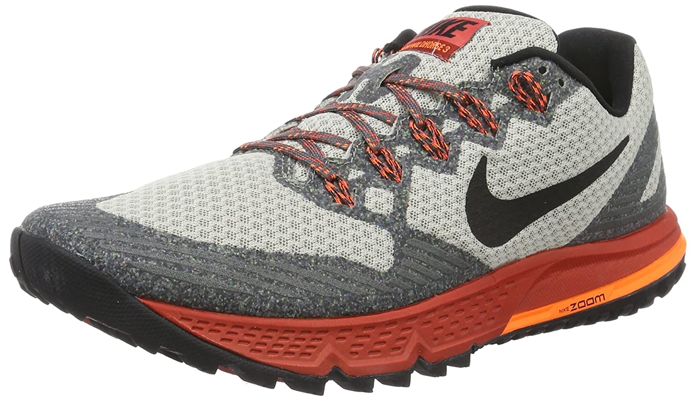 TALLA 41 EU. Nike Air Zoom Wildhorse 3, Zapatillas de Running para Hombre