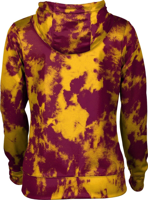 School Spirit Sweatshirt Ripple Dominguez Hills Girls Pullover Hoodie ProSphere California State University