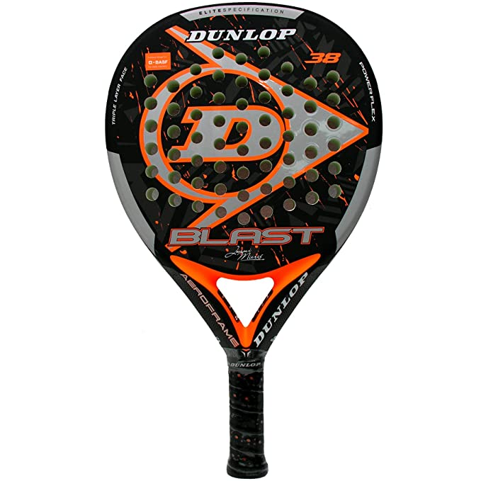 Pala de Pádel Dunlop Blast JM LTD Orange: Amazon.es: Deportes y aire libre