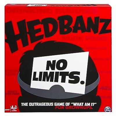 Spin Master Games – Hedbanz No Limits: Toys & Games