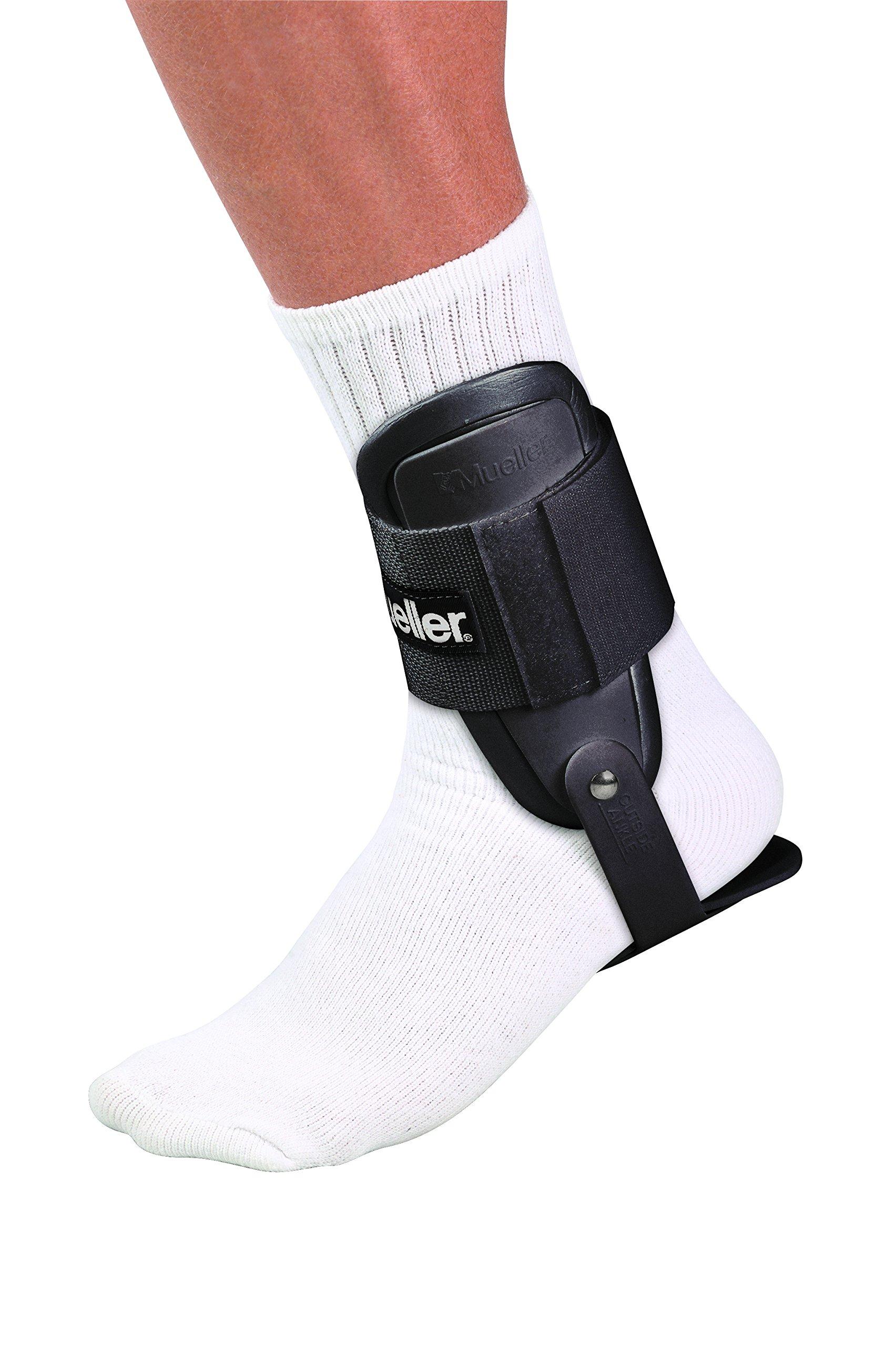 Mueller Lite Ankle Brace - Black, Black, One Size