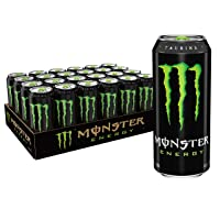 Deals on 24-Pack Monster Energy Drink 16 Ounce