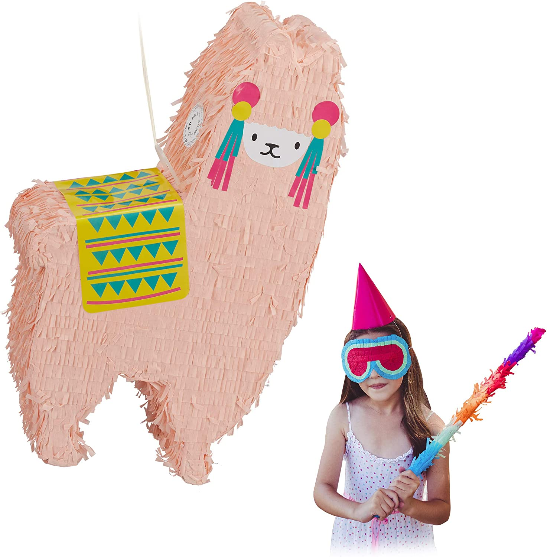 Pinata Lama Esel Pinata Lamapinata Geburtstagspinata Piñata Alpaka ungefüllt