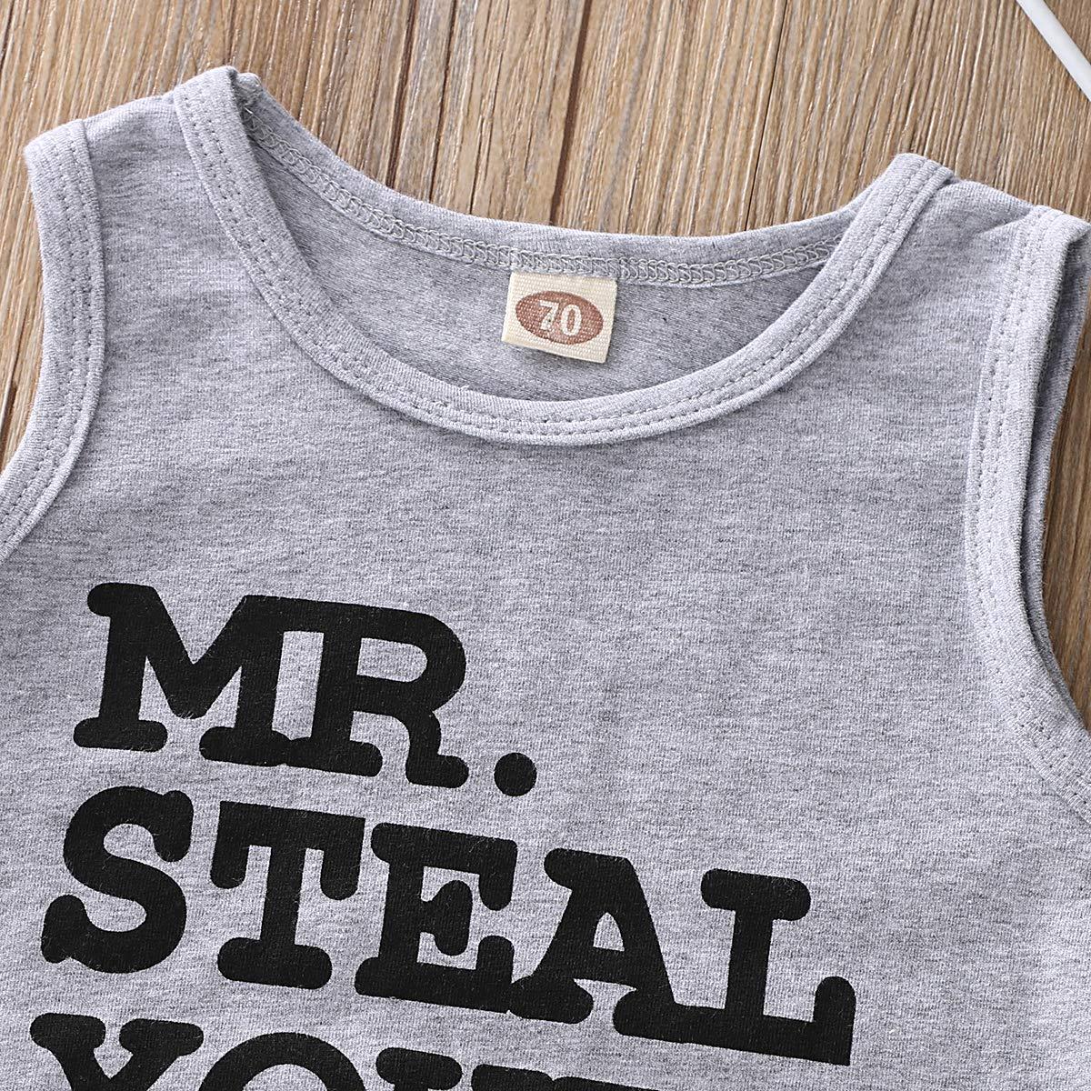 Amazon.com: WESIDOM - Conjunto de ropa para bebé y niño ...
