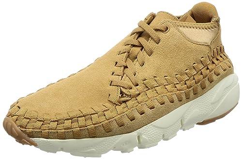 the best attitude 8321e 12701 Nike Men s Air Footscape Woven Chukka, Flax Flax-Sail-Gum Med Brown