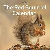 The Red Squirrel Calendar 2020