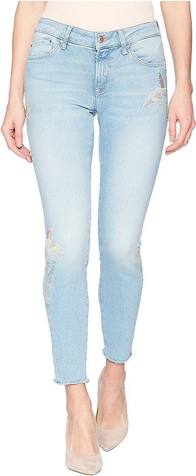 Mavi Super Skinny Adriana damskie jeansy: Odzież