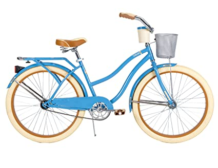 Amazon com : Huffy Bicycle Company Women's Cruiser Deluxe