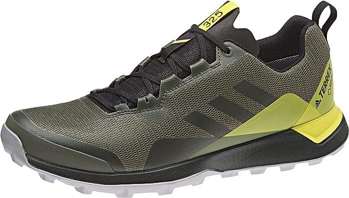 adidas Terrex CMTK GTX, Zapatillas de Trail Running para Hombre, Verde (Verbas/Carnoc/Amasho 000), 45 1/3 EU: Amazon.es: Zapatos y complementos