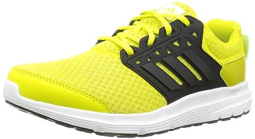 new arrival ffe40 9b83e Adidas Galaxy 3 m - Scarpe da Running da Uomo, Taglia 43,1 3, Colore Verde   Amazon.it  Scarpe e borse
