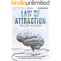 Law of Attraction | The Life Booster: Raise the Dormant Genie Inside You and Make the Quantum Leap in 3 Simple Steps… book cover