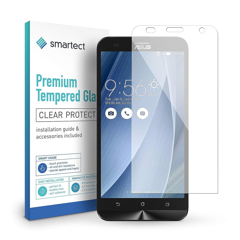 smartect Protector de Pantalla para ASUS Zenfone 2 Laser ZE500KG / ZE500KL: Amazon.es: Electrónica