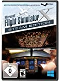 Microsoft Flight Simulator X: Steam Edition for PC - Windows (select)(Boxed Steam Code)-Downloadable Product Code Only: No Disc Required