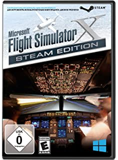 Amazon com: Flight Simulator 2019 X DELUXE Edition Flight