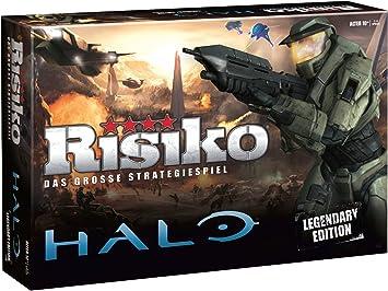 Winning Moves - 10999 - Risiko Halo - Juego de tablero, Juego social: Amazon.es: Juguetes y juegos