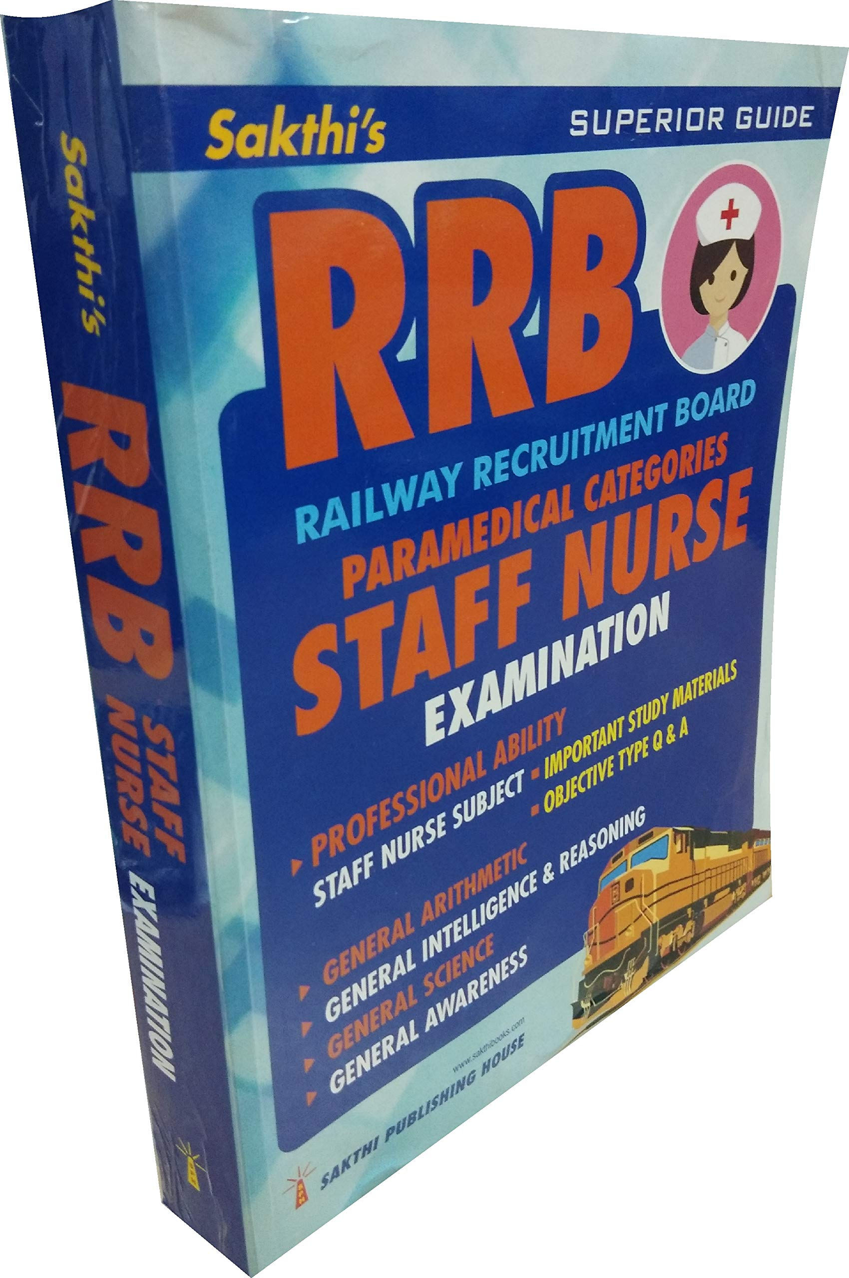 Buy RRB Exam Guide in English for Paramedical Categories