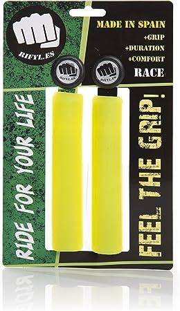 RIFYL (Race) Juego de puños para Bicicleta o Mountain Bike, Color ...