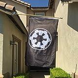 Galactic Empire Flag Black 3' x 5'