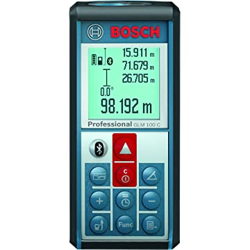 reliable Bosch GLM 100C