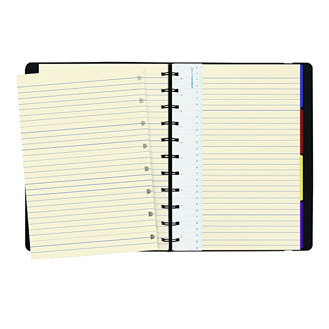 Amazon.com: FILOFAX REFILLABLE NOTEBOOK CLASSIC, 10.8