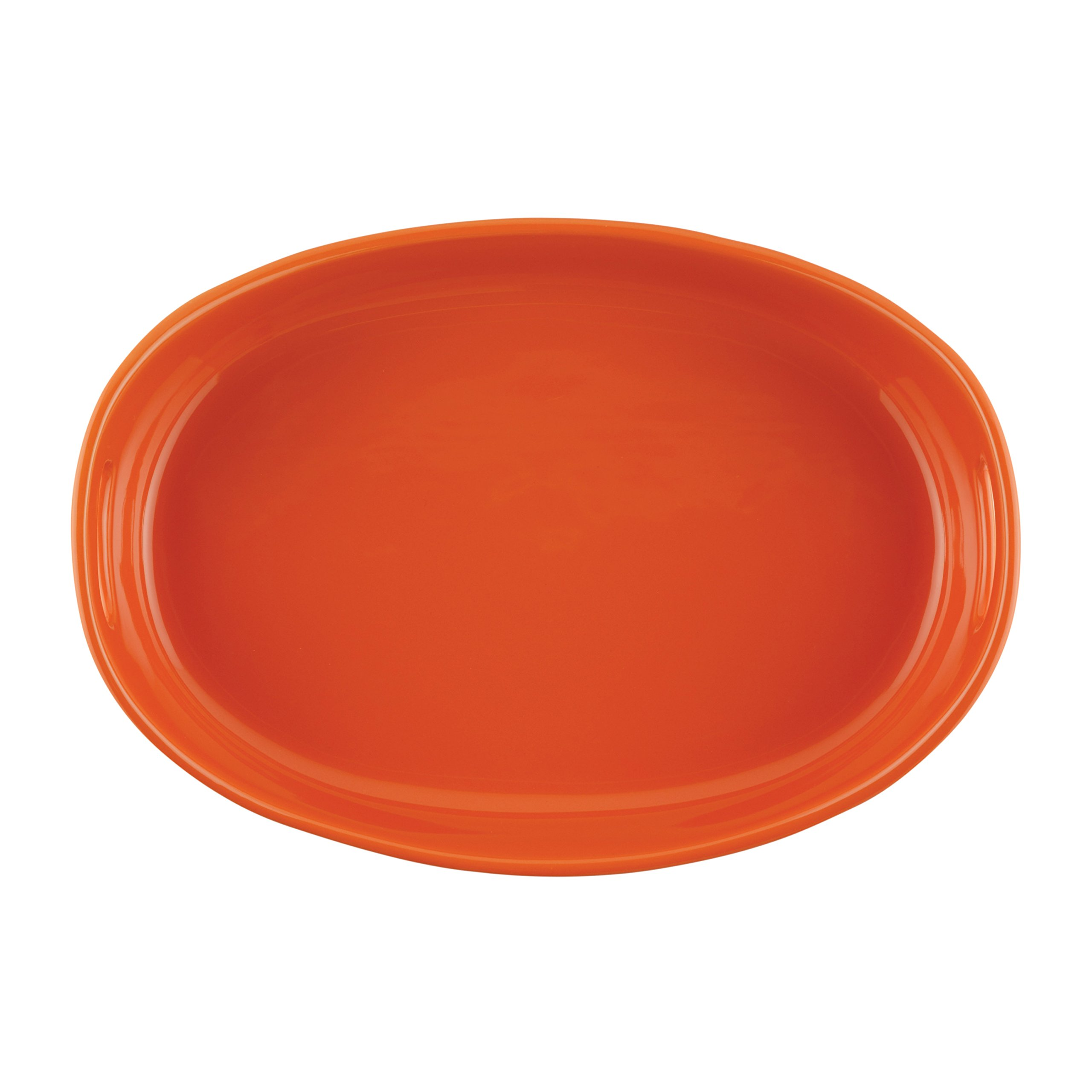 Rachael Ray Stoneware 1.25- and 2.25-Quart Bubble & Brown Oval Baker Set, Orange by Rachael Ray (Image #6)