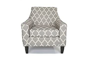 Homesave Richmond Club Chair Armchair Grey Yellow Pink Green Accent