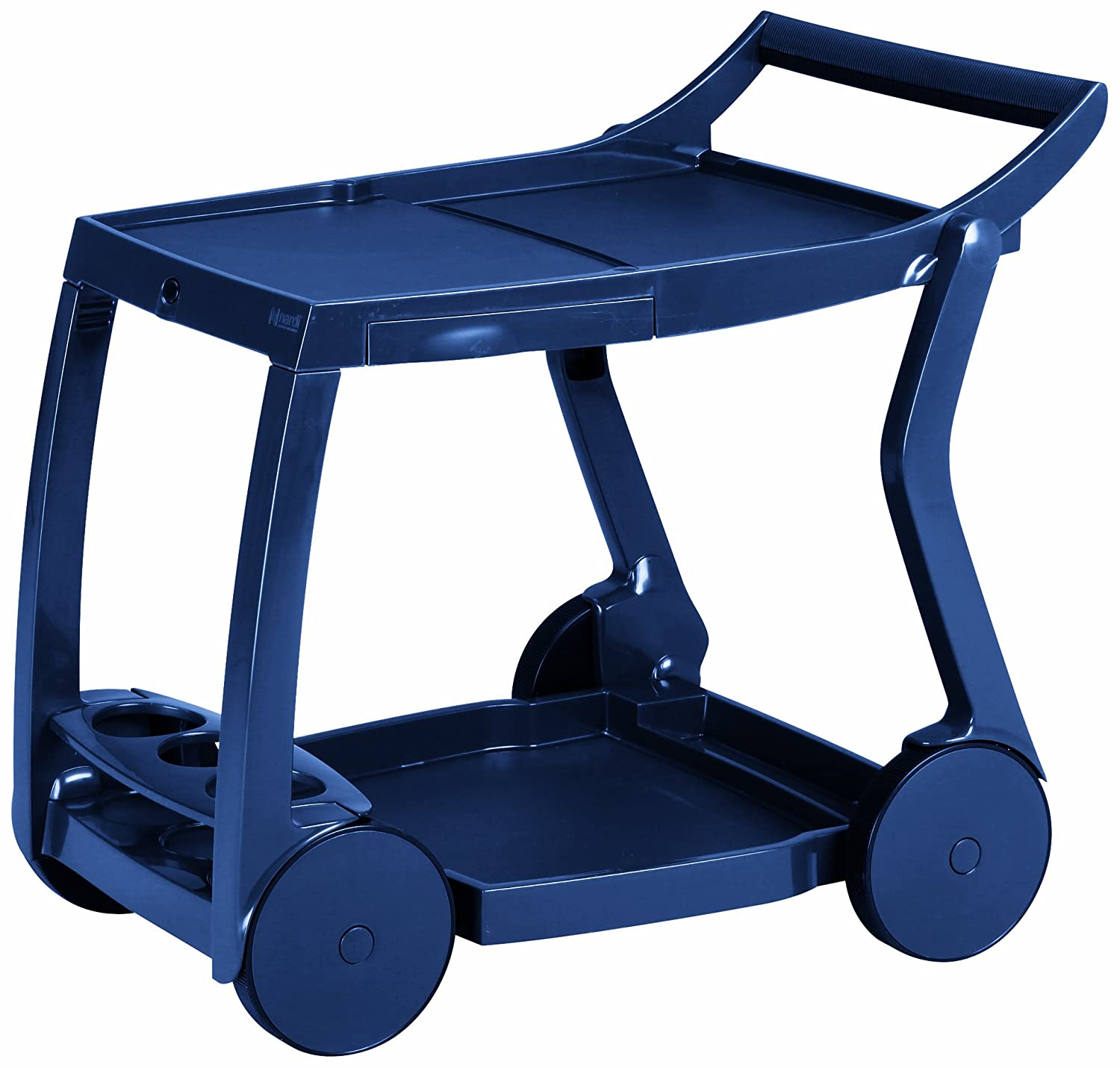 Best Galileo 18480020 Serving Trolley Blue