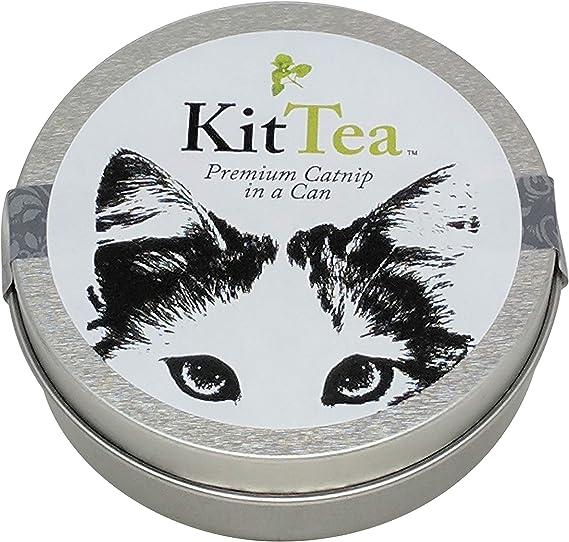 Pusheen - Juguete para gato y lata de hierba gatera premium - Regalo de gato envuelto para regalo: Amazon.es: Productos para mascotas