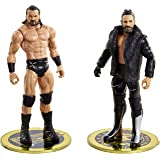 WWE Seth Rollins vs Drew McIntyre Championship Showdown 2-Pack 6-in / 15.24-cm Action Figures High Flyers Battle Pack for Age
